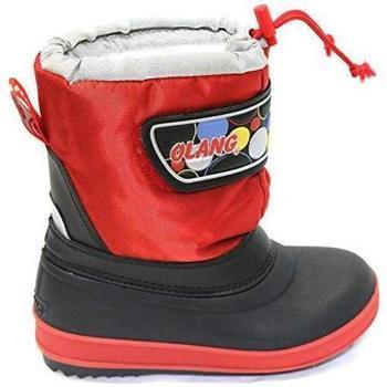 Scarpe Stivali da neve Olang ATRMPN-01183 Rosso