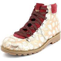 Scarpe Donna Sneakers alte Olang ATRMPN-00987 Beige