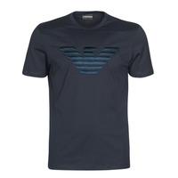 Abbigliamento Uomo T-shirt maniche corte Emporio Armani DOUNIA Marine