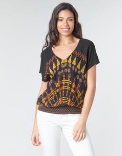 Abbigliamento Donna Top / Blusa Desigual NAPOLES Multicolore