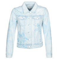 Abbigliamento Donna Giacche in jeans Desigual WHAII Blu