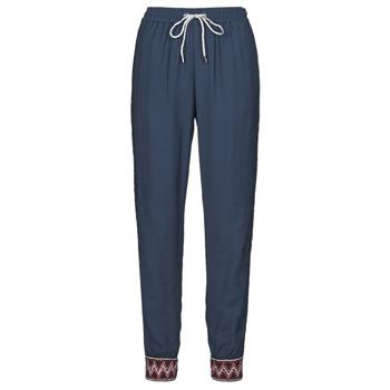 Abbigliamento Donna Pantaloni morbidi / Pantaloni alla zuava Desigual ISABELLA Marine