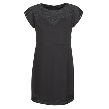 Abbigliamento Donna Abiti corti Desigual BANQUET Nero