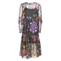 Abbigliamento Donna Abiti lunghi Desigual PORTLAND Multicolore