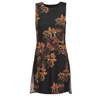 Abbigliamento Donna Abiti corti Desigual PAPILLON Multicolore