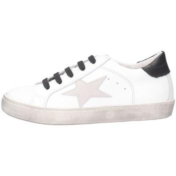 Scarpe Bambina Sneakers basse Dianetti Made In Italy I94290D Sneakers Bambina Nero Nero