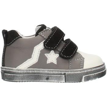 Scarpe Unisex bambino Sneakers alte Balocchi 991271 Grigio