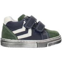 Scarpe Bambino Sneakers alte Balocchi 993270 Blu e verde