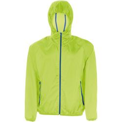 Abbigliamento giacca a vento Sols SHORE HIDRO SPORT Verde