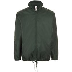 Abbigliamento giacca a vento Sols SHIFT HIDRO SPORT Verde