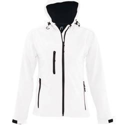 Abbigliamento Uomo Giacche sportive Sols REPLAY WOMEN STYLE Blanco