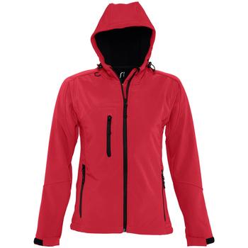 Abbigliamento Uomo Giubbotti Sols REPLAY WOMEN STYLE Rojo