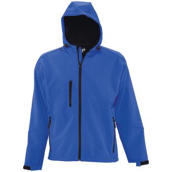 Abbigliamento Uomo Giubbotti Sols REPLAY MEN STYLE Azul