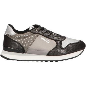 Scarpe Unisex bambino Sneakers basse MTNG 47732 Gris