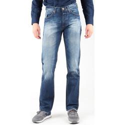 Abbigliamento Uomo Jeans dritti Wrangler Ace W14RD421X blue