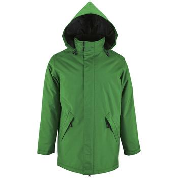 Abbigliamento Donna Parka Sols ROBYN PADDED LINING WOMEN Verde