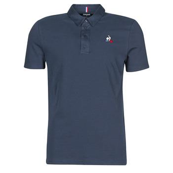 Abbigliamento Uomo Polo maniche corte Le Coq Sportif ESS POLO SS N°2 M Blu