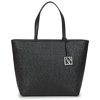 Borse Donna Tote bag / Borsa shopping Armani Exchange MANO Nero