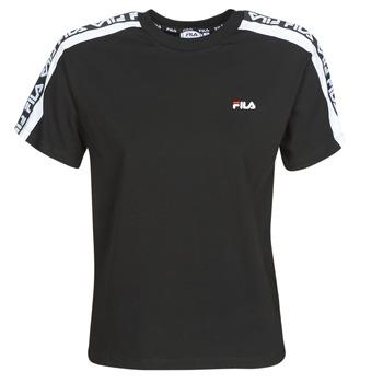 Abbigliamento Donna T-shirt maniche corte Fila TANDY Nero