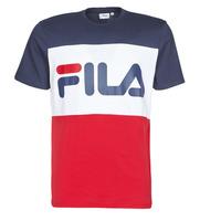 Abbigliamento Uomo T-shirt maniche corte Fila DAY Marine / Rosso / Bianco