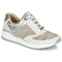 Scarpe Donna Sneakers basse JB Martin 1KALIO Beige / Bianco / Argento