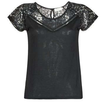 Abbigliamento Donna T-shirt maniche corte Deeluxe CLEA Nero
