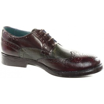 Scarpe Donna Derby Made In Italia SCARPA ELEGANTE 1940 BORDEAUX Multicolor