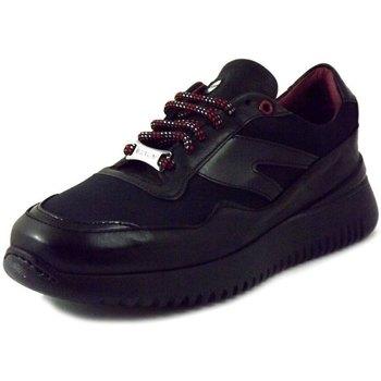 Scarpe Uomo Sneakers basse Exton Sneaker nero