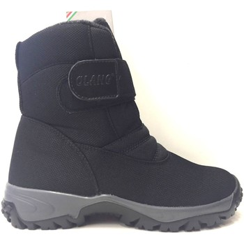 Scarpe Donna Sneakers alte Olang ATRMPN-01251 Nero