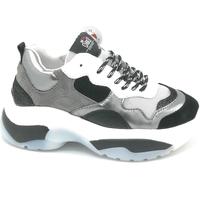 Scarpe Donna Sneakers basse In My Shoes INMY Argento-grigio-nero
