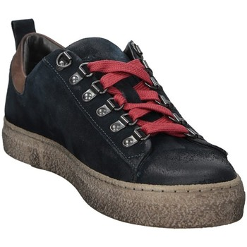 Scarpe Uomo Sneakers basse Exton 75 Blu