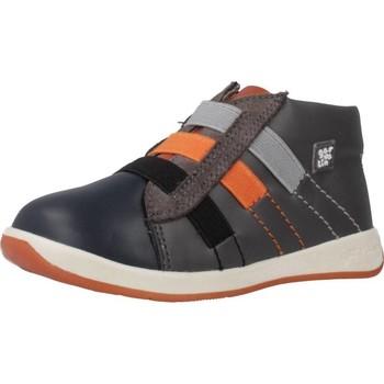 Scarpe Bambino Sneakers alte Garvalin 191317 Verde