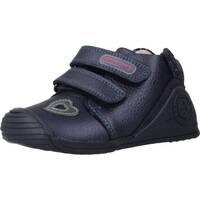 Scarpe Bambina Sneakers basse Biomecanics 191125 Blu