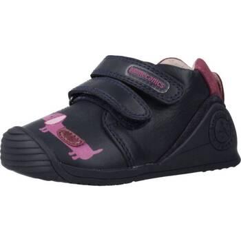 Scarpe Bambina Sneakers basse Biomecanics 191129 Blu