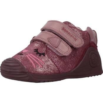 Scarpe Bambina Sneakers basse Biomecanics 191135 Rosa
