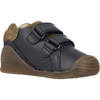 Scarpe Bambino Sneakers basse Biomecanics 191153 Blu