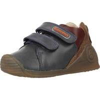 Scarpe Bambino Sneakers basse Biomecanics 191155 Blu