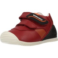 Scarpe Bambino Sneakers basse Biomecanics 191159 Rosso
