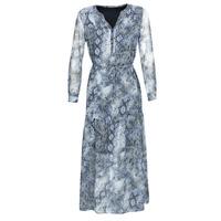 Abbigliamento Donna Abiti lunghi Ikks BQ30285-45 Blu