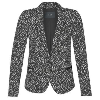 Abbigliamento Donna Giacche / Blazer Ikks BQ40025-03 Nero