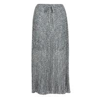 Abbigliamento Donna Gonne Ikks BQ27075-30 Nero / Bianco