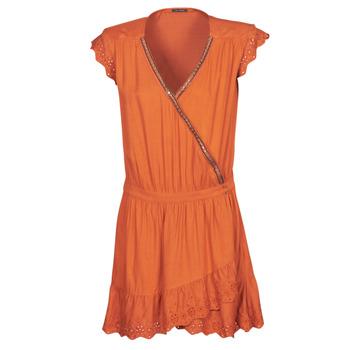 Abbigliamento Donna Abiti corti Ikks BQ30155-75 Arancio