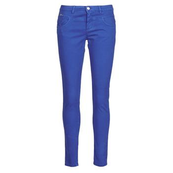 Abbigliamento Donna Pantaloni 5 tasche One Step LE JUDY Blu