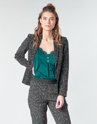 Abbigliamento Donna Giacche / Blazer One Step NELLY Nero