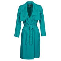 Abbigliamento Donna Trench One Step DAWY Blu