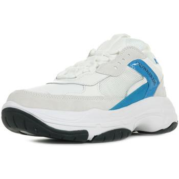 Scarpe Uomo Sneakers basse Calvin Klein Jeans Marvin Bianco