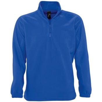 Abbigliamento Felpe in pile Sols NESS POLAR UNISEX Azul
