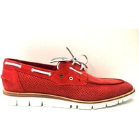 Scarpe Uomo Scarpe da barca Mario Bruni ATRMPN-05919 Rosso