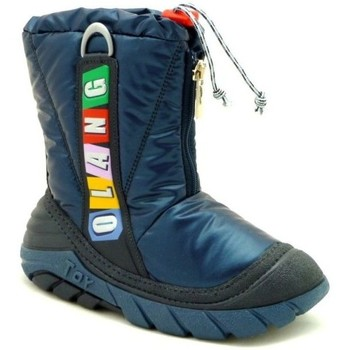 Scarpe Unisex bambino Stivali da neve Olang ATRMPN-01195 Blu
