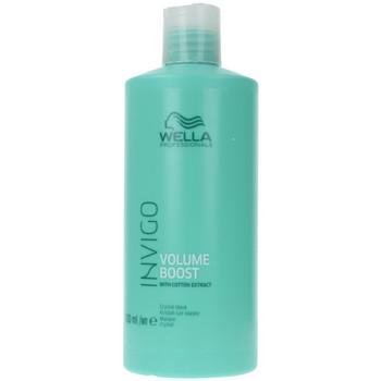 Bellezza Maschere &Balsamo Wella Invigo Volume Boost Crystal Mask  500 ml
